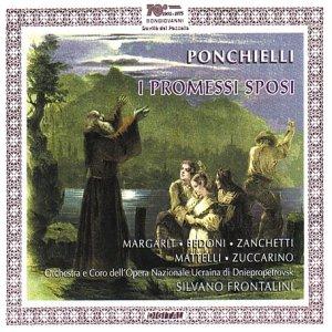 Ponchielli - Margarit, Bedoni, Zanchetti, Mattelli, Zuccarino, Silvano Frontalini I Promessi Sposi Vinyl