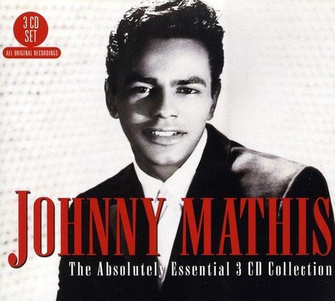 Mathis, Johnny The Absolutely Essential 3 CD Collection