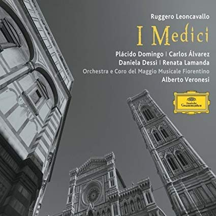 Leoncavallo - Placido Domingo, Carlos Alvarez, Daniela Dessi, Renata Lamanda, Alberto Veronesi I Medici