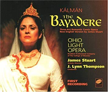 Kalman - James Stuart, J. Lynn Thompson Kalman CD