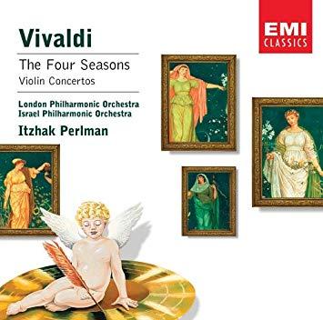 Vivaldi, London Philharmonic Orchestra, Israel Philharmonic Orchestra, Itzhak Perlman The Four Seasons - Violin Concertos