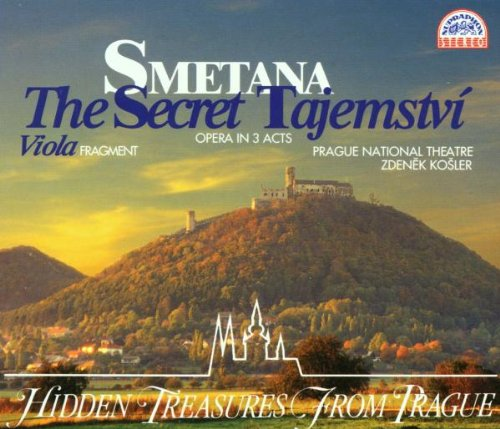 Smetana - Zdenek Kosler The Secret