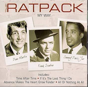 The Ratpack My Way Vinyl