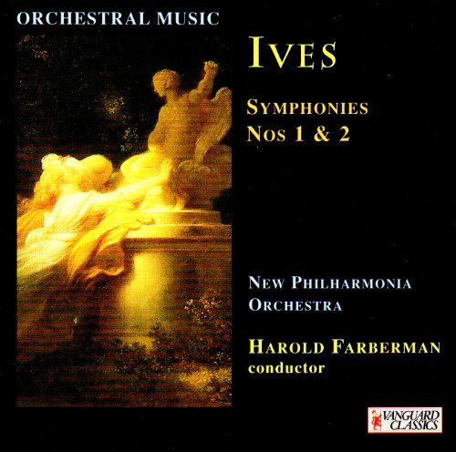 Ives - Harold Farberman Symphonies Nos 1 & 2