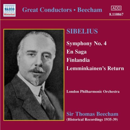 Sibelius, Thomas Beecham Great Conductors - Beecham