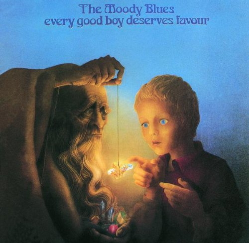 The Moody Blues Every Good Boy Deserves Favour