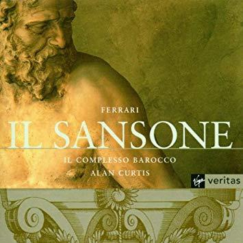 Ferrari - Alan Curtis Il Sansone Vinyl