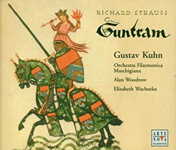 Strauss - Gustav Kuhn, Alan Woodrow, Elisabeth Wachutka Guntram