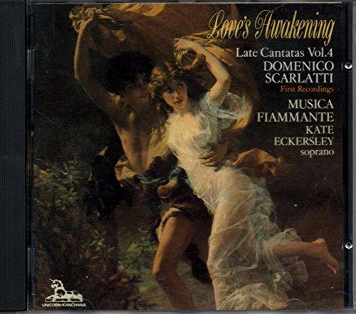Scarlatti - Eckersley, Sharman, Roberts, Emily Van Evera Cantatas Vol. 4