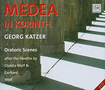 Katzer, Georg Medea In Korinth