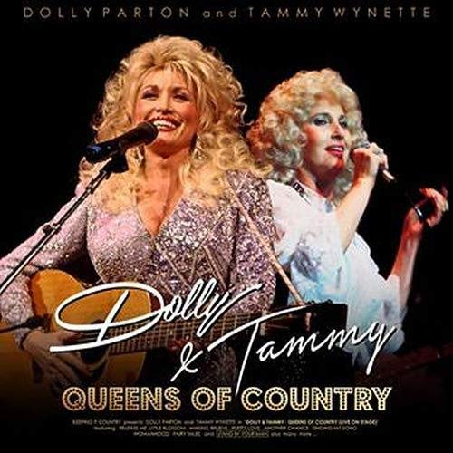 Parton, Dolly And Tammy Wynette Dolly & Tammy Queens Of Country Vinyl