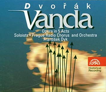 Dvorak - Tikalova, Petrova, Blachut, Kalas, Rujan, Hanzalikova, Bednar, Jankovsky, Pinkas, Frantisek Dyk Vanda Vinyl