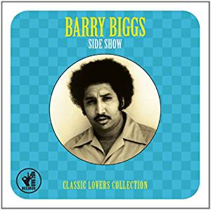Barry Biggs Side Show