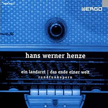 Henze, Hans Werner Ein Landarzt / Das Ende Einer Welt