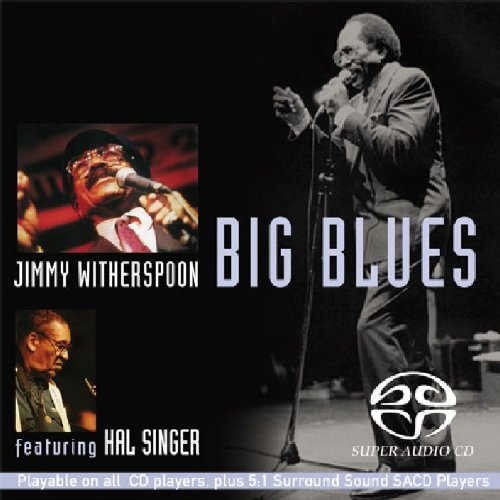 Witherspoon, Jimmy Big Blues CD