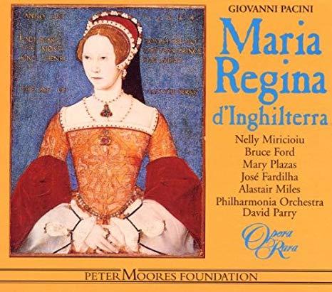 Pacini - Miricioiu, Ford, Plazas, Fardilha, Miles, David Parry Maria Regina d'Inghilterra