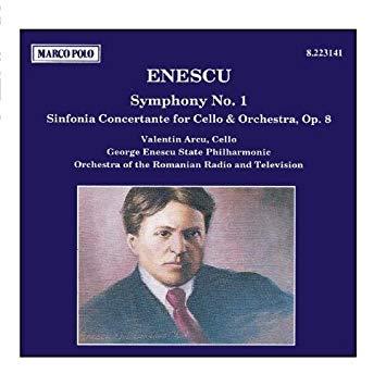 Enescu - Valentin Arcu, Mihai Brediceanu, Iosif Conta Symphony No. 1 Vinyl