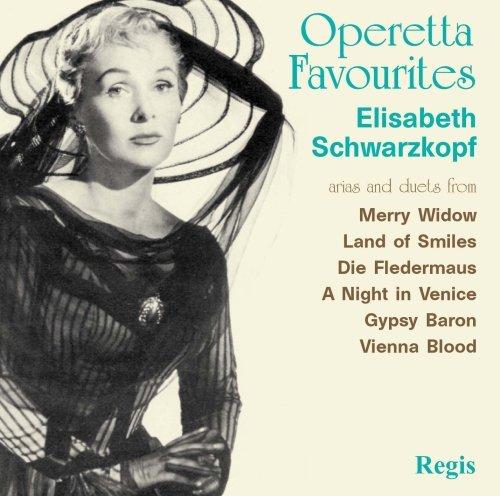 Schwarzkopf, Elisabeth Operetta Favourites Vinyl