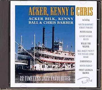 Acker Bilk, Kenny Ball & Chris Barber Acker, Kenny & Chris