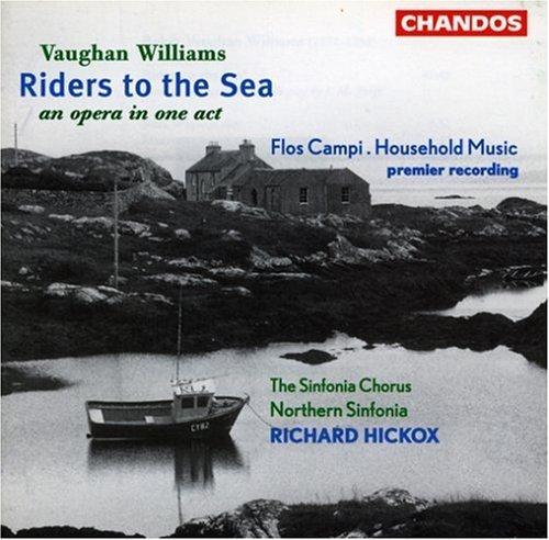Williams - Richard Hickox Riders to the Sea Vinyl