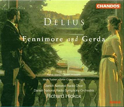Delius - Randi Stene, Judith Howarth, Mark Tucker, Peter Coleman-Wright, Richard Hickox Fennimore and Gerda Vinyl