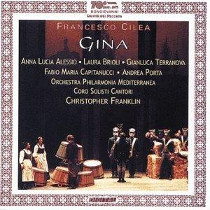 Cilea - Alessio, Brioli, Terranova, Capitanucci, Porta, Christopher Franklin Gina Vinyl