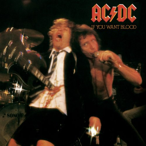 AC/DC If You Want Blood Vinyl