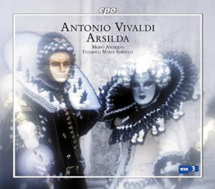 Vivaldi - Modo Antiquo, Federico Maria Sardelli Arsilda