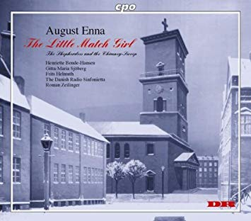 Enna - Bonde-Hansen, Sjoberg, Helmuth, Roman Zeilinger The Little Match Girl Vinyl