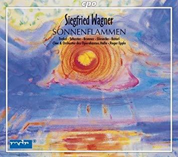 Wagner - Trekel, Schuster, Brunner, Giesecke, Batori, Roger Epple Sonnenflammen CD