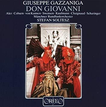 Gazzaniga - Aler, Coburn, von Kannen, Swensen, Kaufmann, Chaignaud, Scharinger Don Giovanni