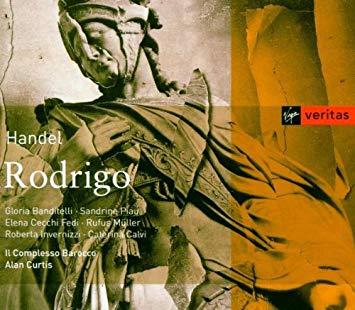 Handel - Banditelli, Piau, Fedi, Muller, Invernizzi, Calvi, Alan Curtis Rodrigo Vinyl