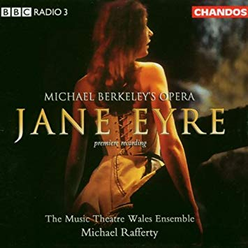 Berkeley - Michael Rafferty. The Music Theatre Wales Ensemble Jane Eyre
