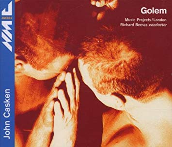Casken - Richard Bernas Golem Vinyl