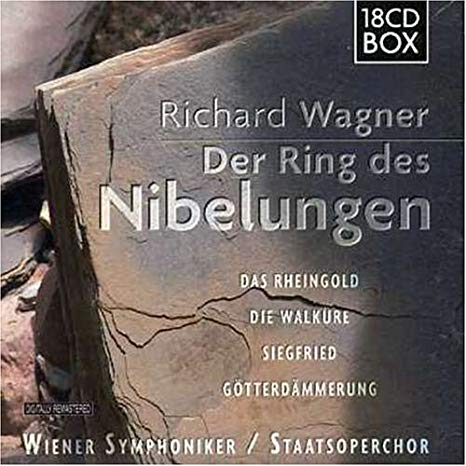 Wagner, Richard Der Ring des Nibelungen CD