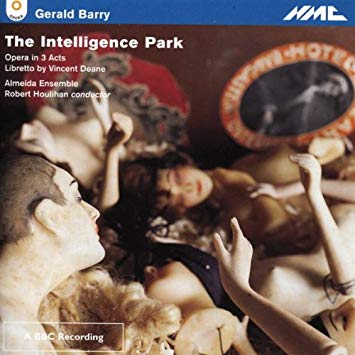 Barry - Vincent Deane, Almeida Ensemble, Robert Houlihan The Intelligence Park CD