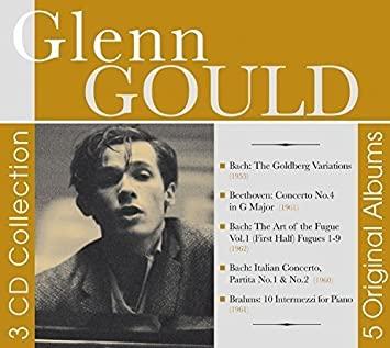 Gould, Glenn 3 CD Collection / 5 Original Albums