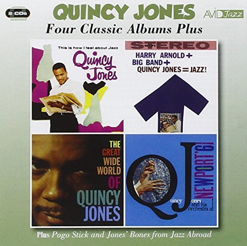 Jones, Quincy Four Classic Albums Plus