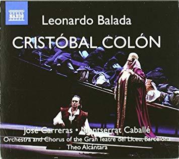 Balada - Jose Carreras, Montserrat Caballe, Theo Alcantara Cristobal Colon CD
