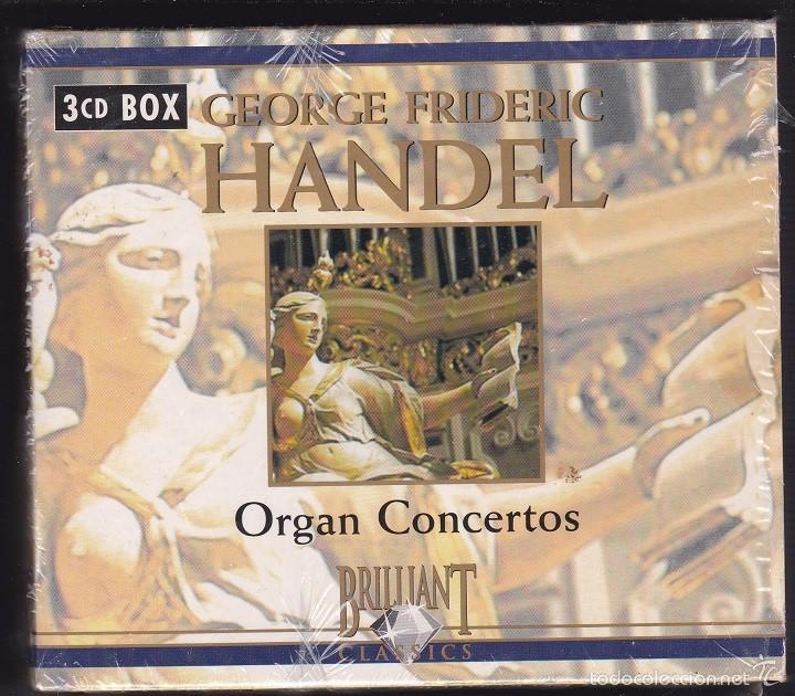 Handel - Ivan Sokol, Slovak Chamber Orchestra, Bohdan Warchal Organ Concertos