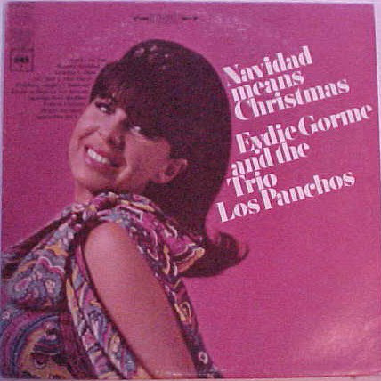 Eydie Gorme And The Trio Los Panchos Navidad Means Christmas