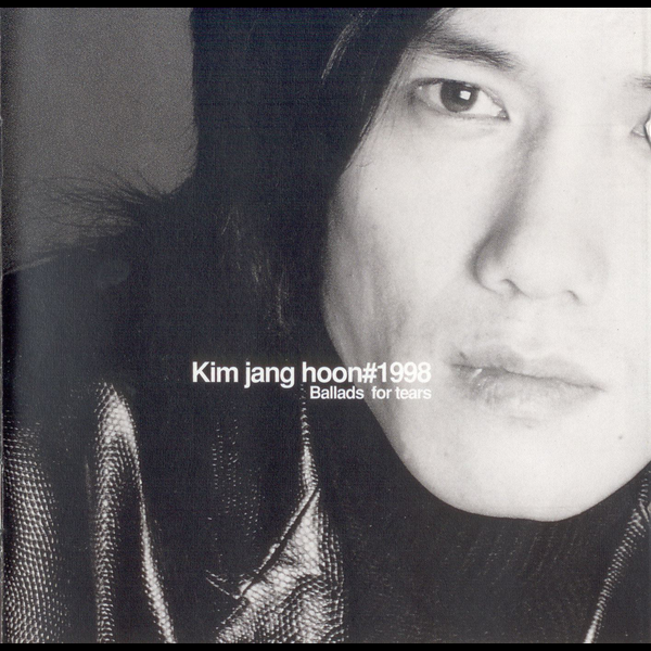Kim Jang Hoon Ballads For Tears CD