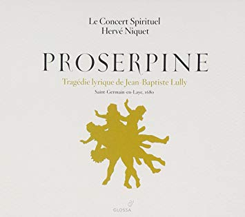Lully Proserpine Vinyl