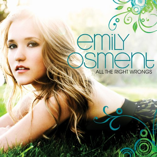 Osment, Emily All The Right Wrongs CD