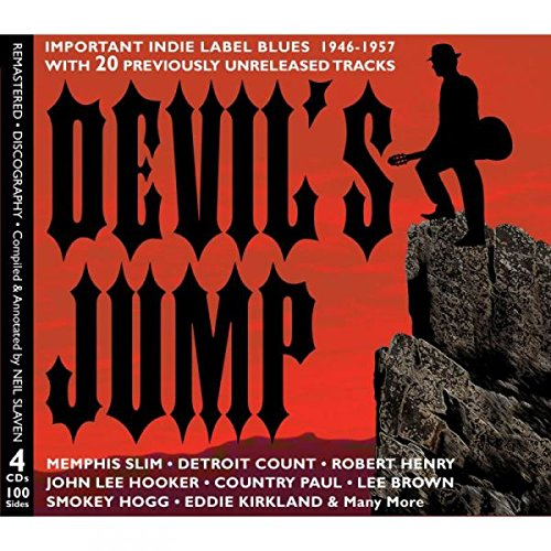 Various Devil's Jump - Important Indie Label Blues 1946 - 1957