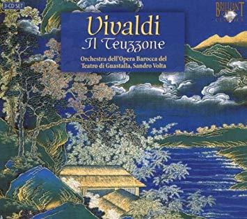 Vivaldi - Sandro Volta Il Teuzzone