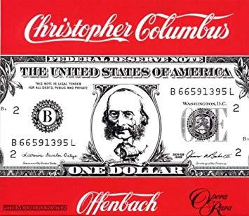 Offenbach - London Mozart Players, Alun Francis Christopher Columbus