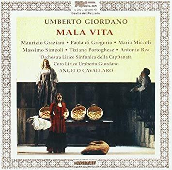 Giordano - Graziani, Gregorio, Miccoli, Simeoli, Portoghese, Rea, Angelo Cavallaro Mala Vita