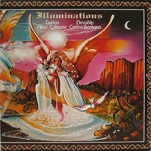 Santana, Devadip Carlos  / Turiya Alice Coltrane* Illuminations