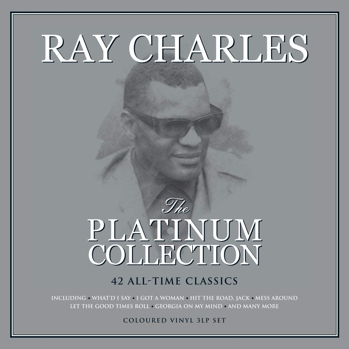 Charles, Ray The Platinum Collection Vinyl